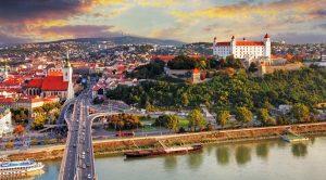 Живописная Словакия
