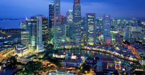 Поражающий воображение Сингапур