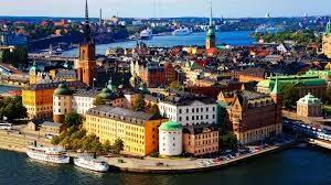 """""""Прогулки по крышам"""" или головокружительный отпуск в Швеции"""