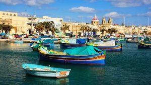 Такая загадочная Мальта