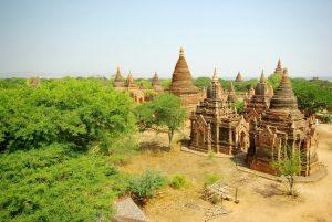 Затерянная в джунглях Мьянма