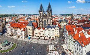 Маленькая Чехия - страна большого путешествия