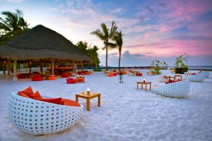 Фантастический мир Мальдив