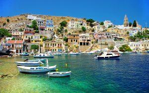 Корфу, Родос, Халкидики - прекрасная Греция. Едем отплясывать сиртаки