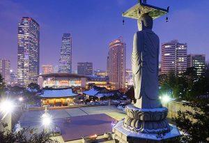 Гостеприимная страна утренней свежести - Южная Корея