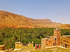 Таинственный Марокко