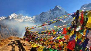 Яркий Непал