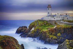 Изумрудный рай в суровых водах атлантики - Ирландия